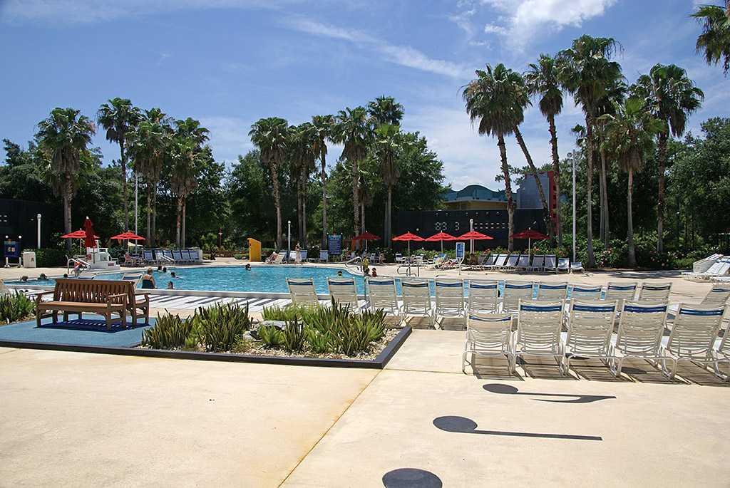 All Star Music Resort Pools Photo 7 Of 8