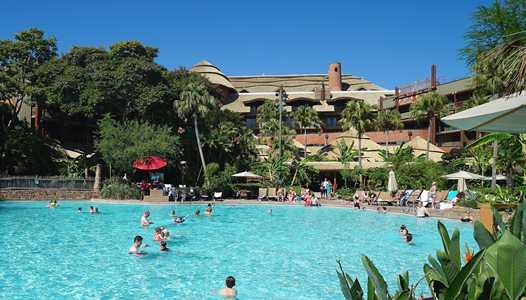 Disney to pilot electronic-only transactions at its resort hotels