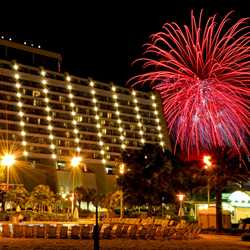 New Year's Eve at Disney's Contemporary Resort