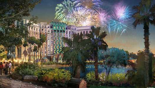 15-story tower expansion coming to Disney's Coronado Springs Resort