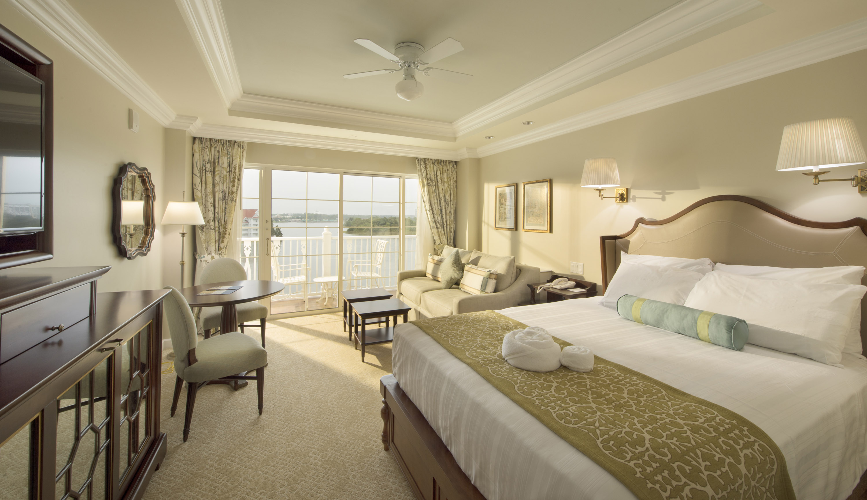 Photos The Villas At Disney S Grand Floridian Resort Are