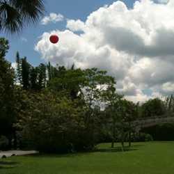 Height test balloons