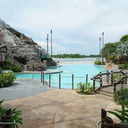 Nanea Pool area closed for refurbishment