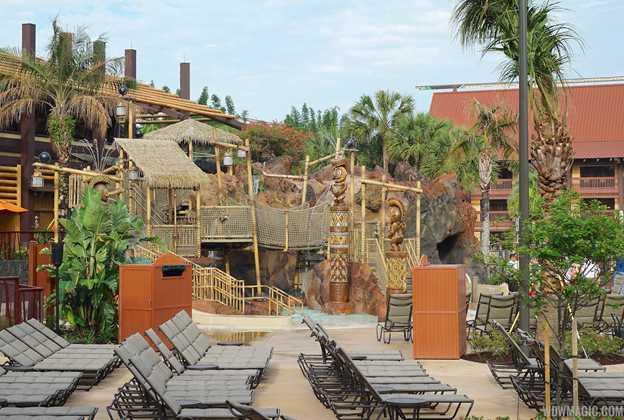 Kiki Tikis Splash Play area