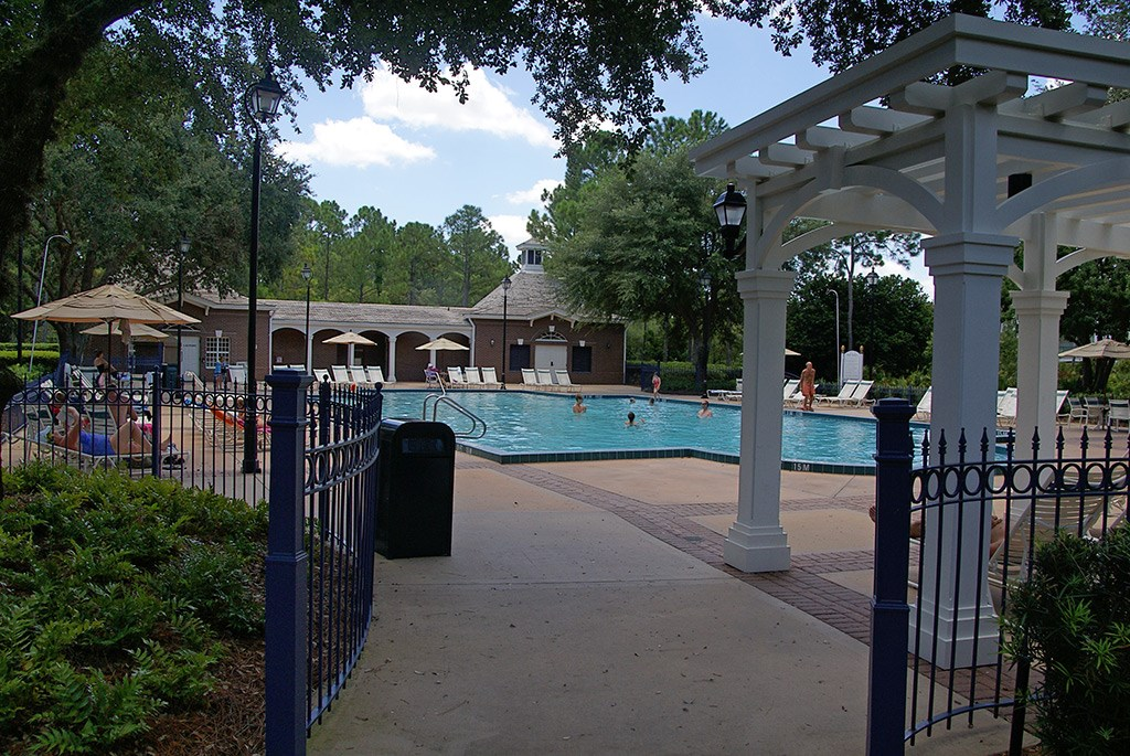 Magnolia Bend quiet pools