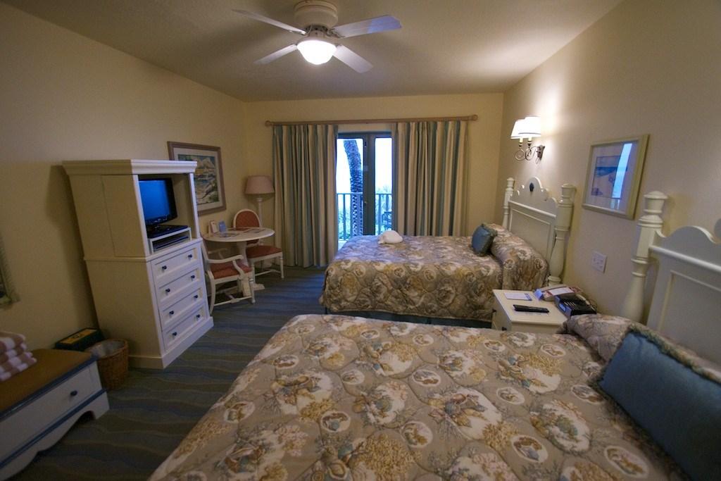 Ocean View Inn Room