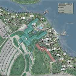 Wilderness Lodge Resort DVC Villa plans