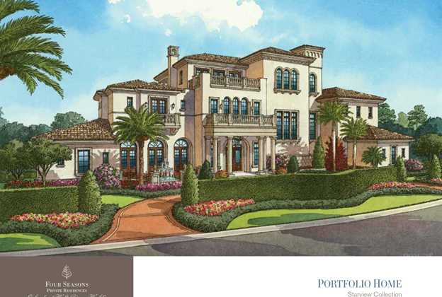 Four Seasons Private Residences Orlando at Walt Disney World