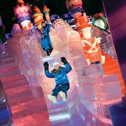 ICE! at the Gaylord Palms Resort