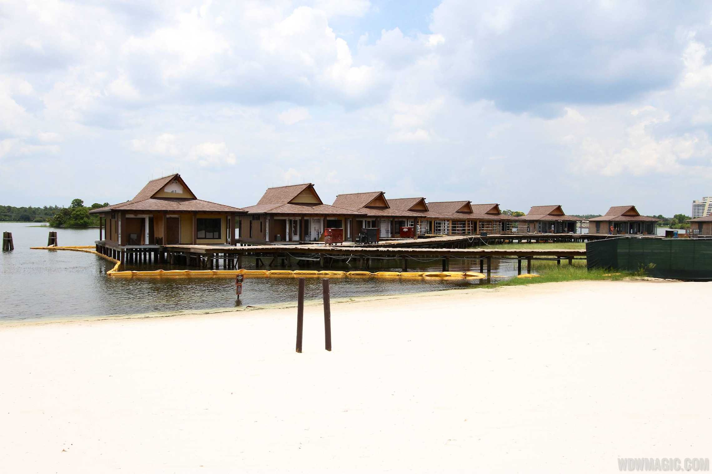 DVC villas at Disney's Polynesian Resort