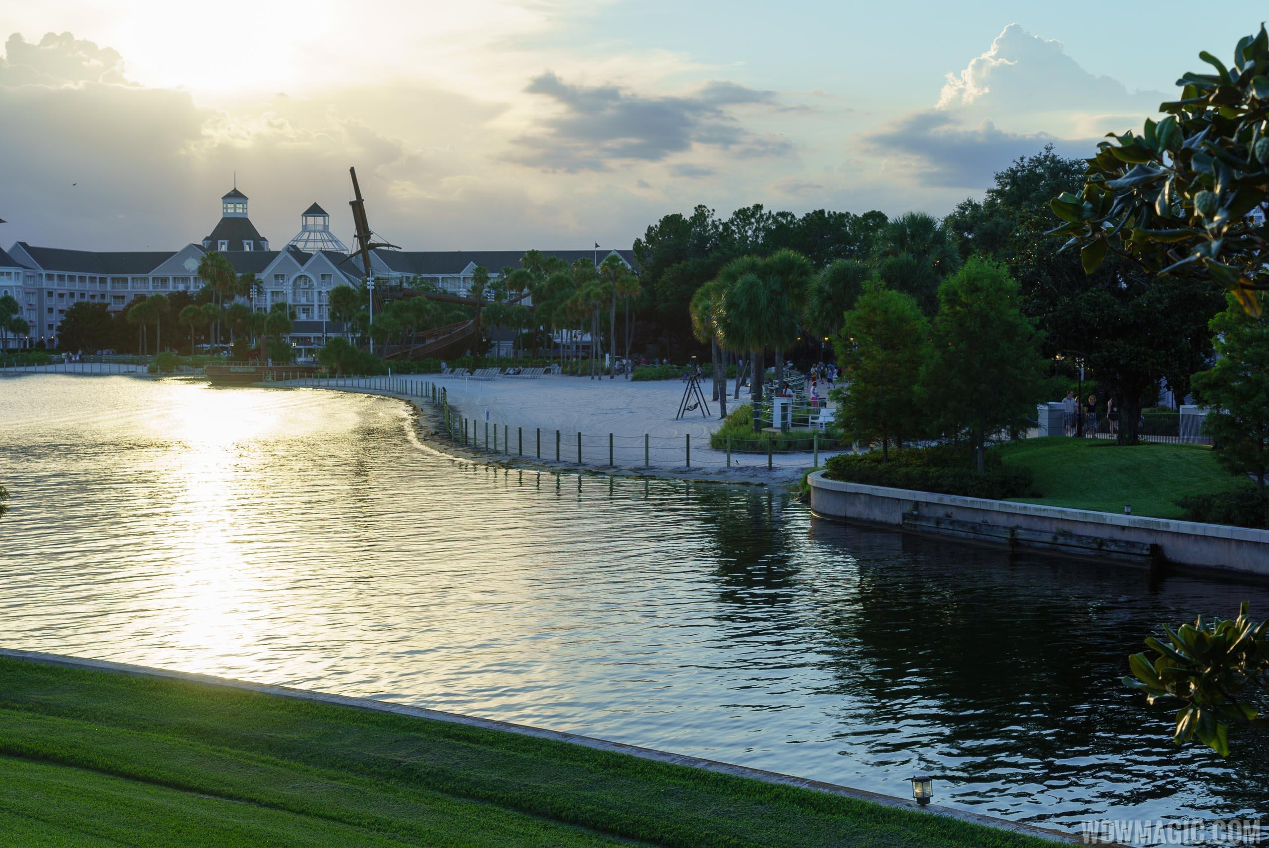 Walt Disney World Reopens Resort Beaches And Recreational