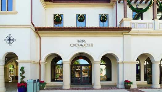 PHOTOS - Coach now open in the Town Center at Disney Springs