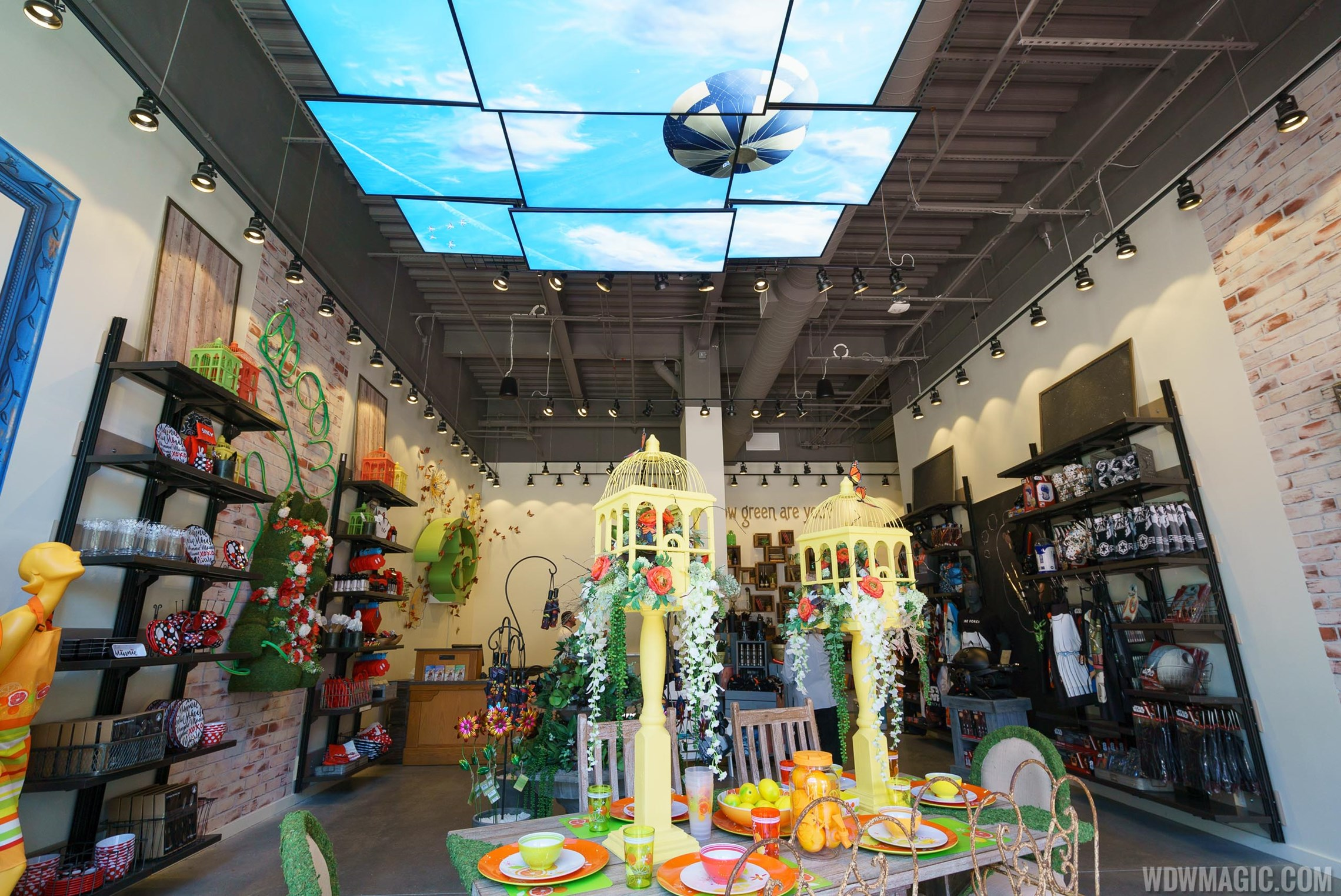 PHOTOS - D-Living reopens with new summer outdoors theme