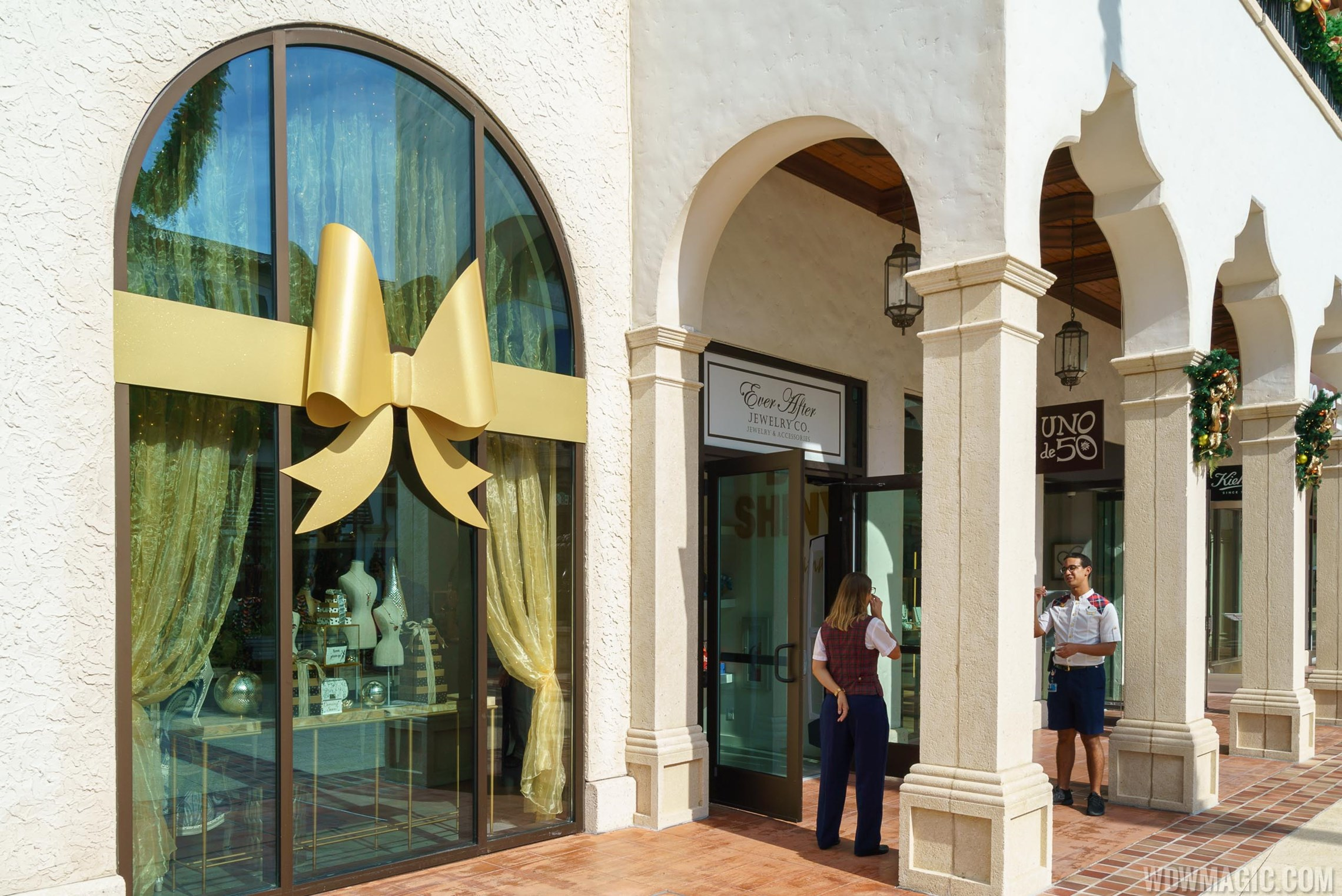 PHOTOS - 'Ever After Jewelry Co.' now open at Disney Springs