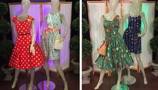 PHOTOS - Disneybounding comes to Walt Disney World with The Dress Shop