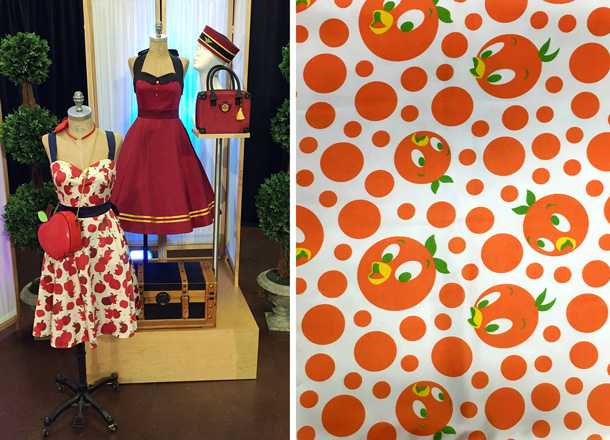 Merchandise at The Dress Shop