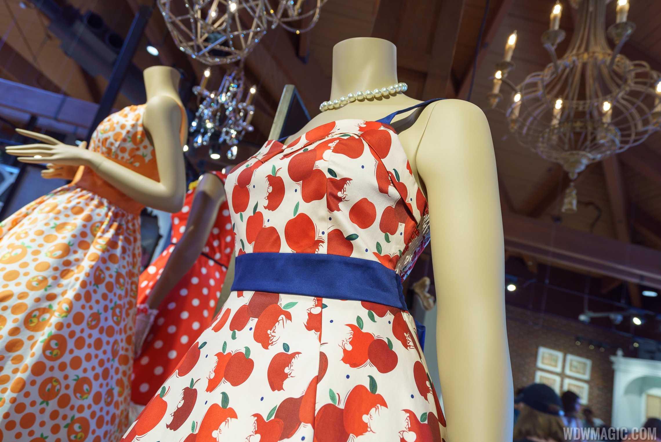 The Dress Shop on Cherry Tree Lane - Snow White dress