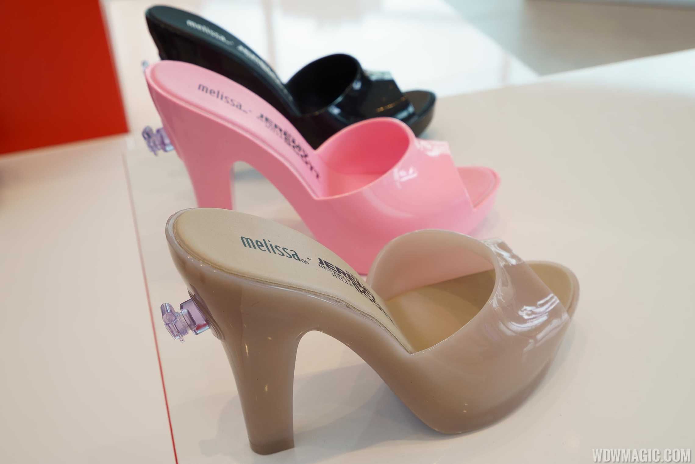Melissa Jelly Shoes New York