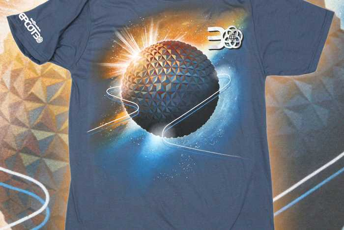 Epcot 30th merchandise
