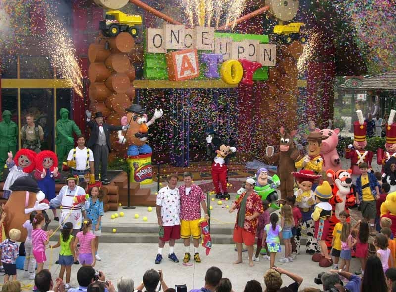 Once Upon a Toy Grand Opening