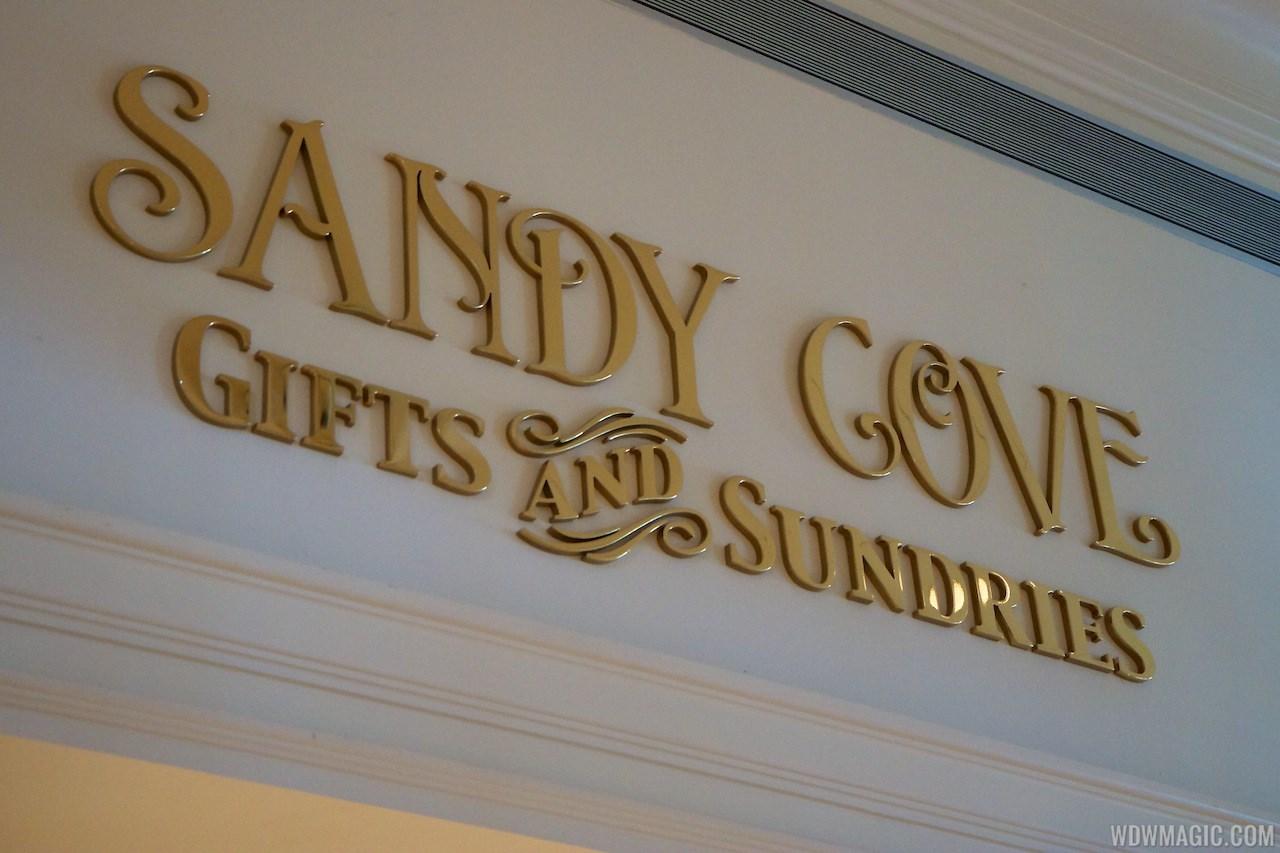 Newly refurbished Sandy Cove