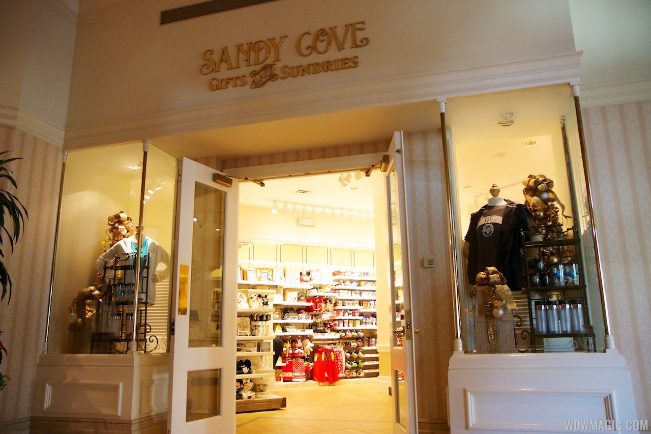 Newly refurbished Sandy Cove