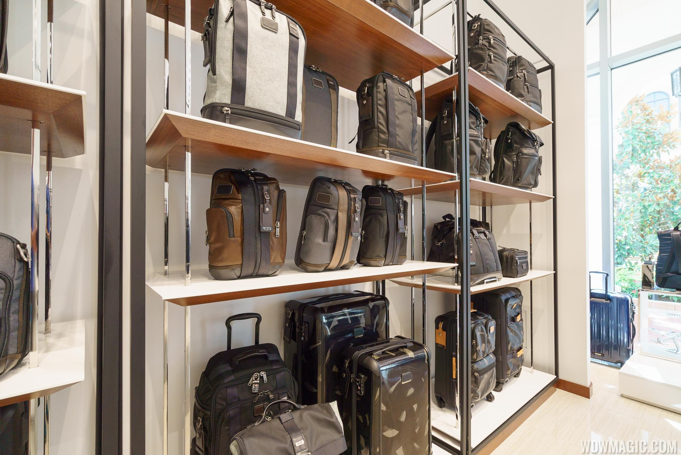 TUMI overview