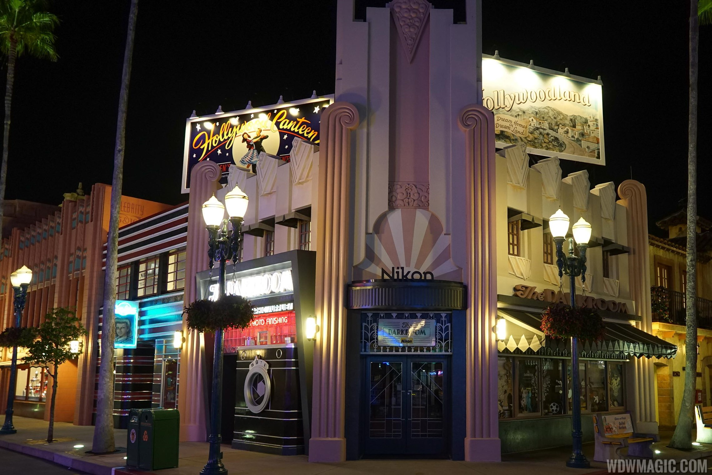 The Darkroom and Cover Story closing for lengthy refurbishment at Disney's Hollywood Studios