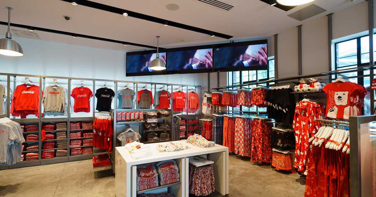 Coca-Cola Store Orlando overview - Photo 3 of 29