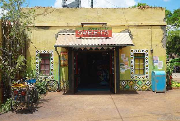 Zuri's Sweets Shop overview
