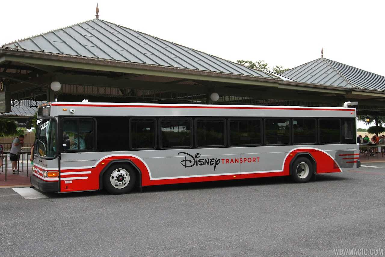 Walt Disney World bus transportation