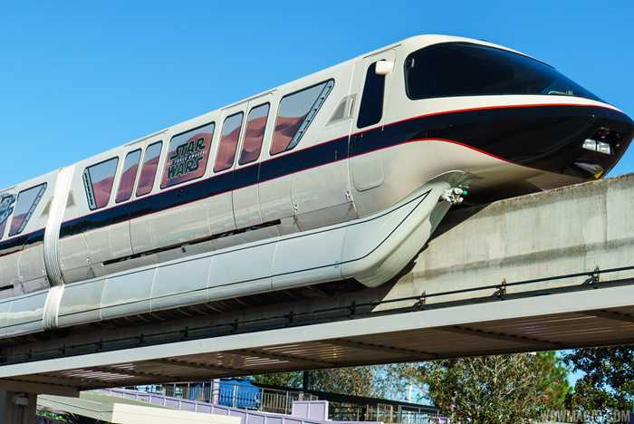 Monorail Black Star Wars The Force Awakens