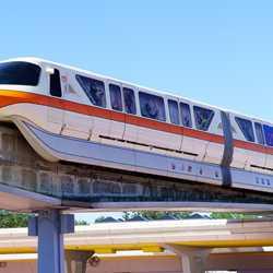 Monorail Zootopia