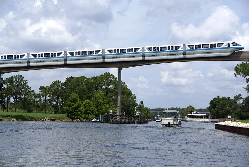 Monorail Blue
