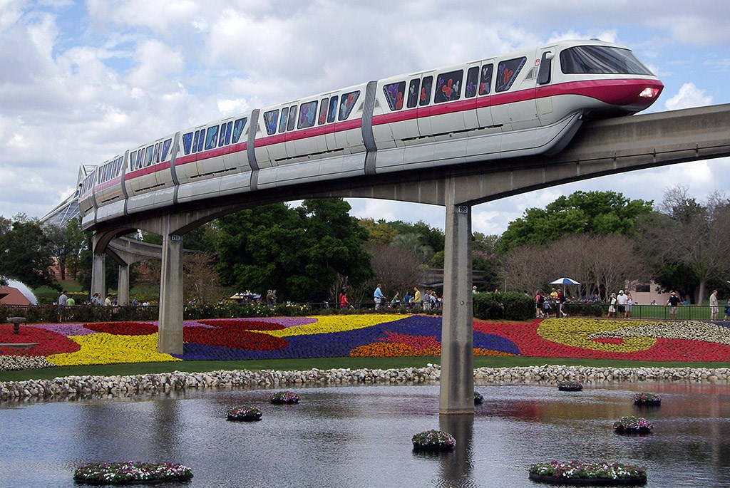 Monorail Pink