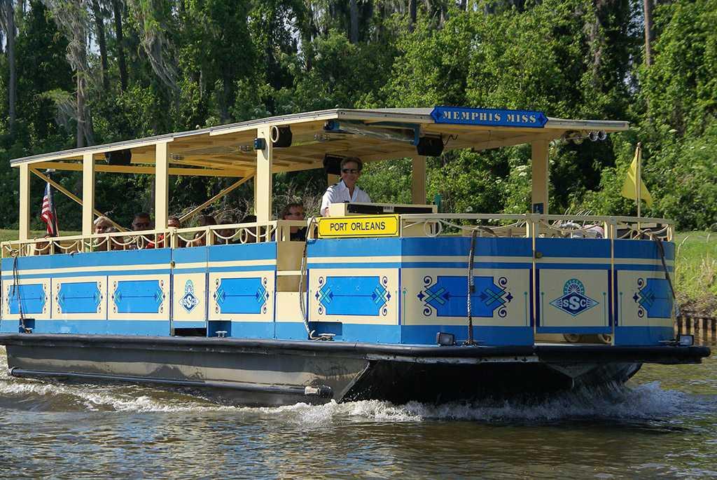 Downtown Disney watercraft