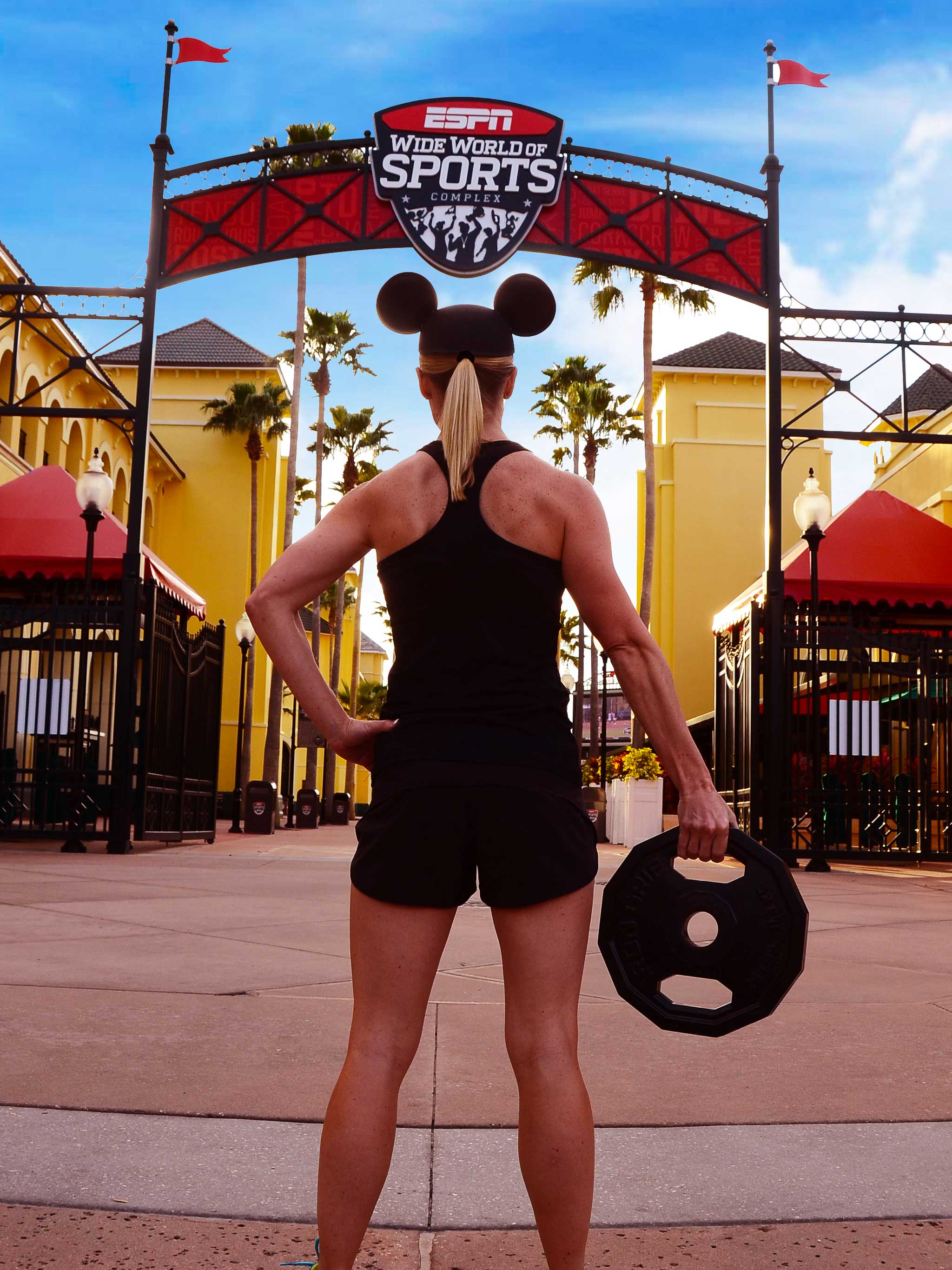 disney fit challenge u0027 brings competitive fitness and crossfit to