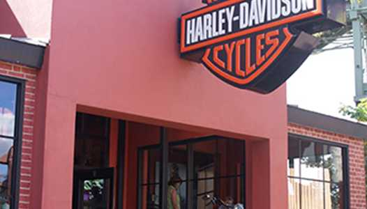 Harley-Davidson Motor Cycles store moving to the Town Center at Disney Springs