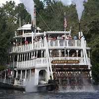 Liberty Square Riverboat