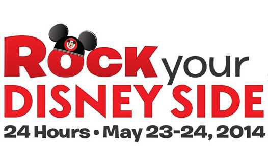 Disney announces 24 hour Magic Kingdom party - 'Rock Your Disney Side'