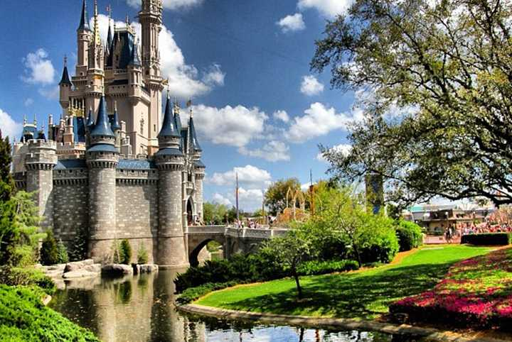 All Walt Disney World Resort hotel swimming pools closed today due to weather